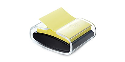 Distributeur de Post-it adhésives Z-Notes
