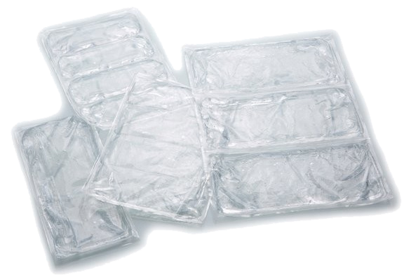 Accumulateurs de froid - Coolpack flexibles
